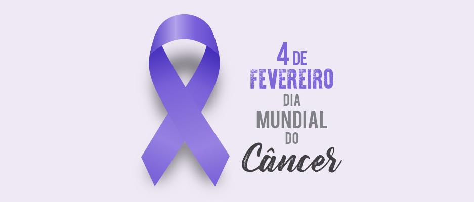 Resultado de imagem para DIA MUNDIAL DO CANCER
